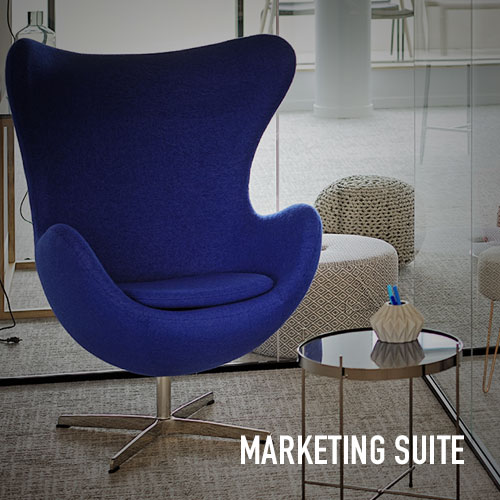 Marketing suite