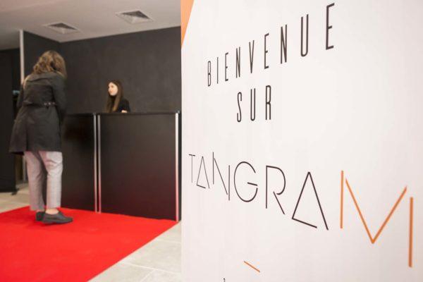 Inauguration Immeuble Tangram