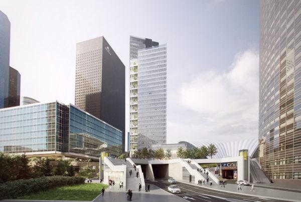 bd41b48ca9f Taux de vacance en baisse et développement de l investissement  international   Paris La Défense confirme son attractivité