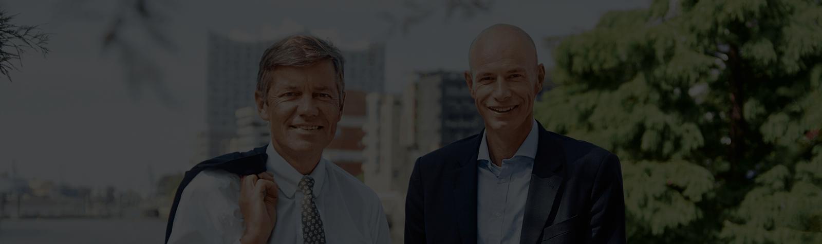 Transition en douceur à la direction d'Union Investment : Reinhard Kutscher cède la présidence du conseil de gestion à Jörn Stobbe