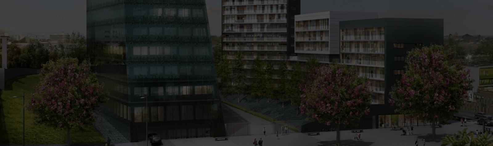 Union Investment poursuit la commercialisation d'Ekla à Lille : son nouvel immeuble est loué à 75%