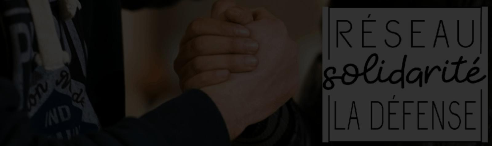 Appel aux dons : lancement d'une campagne de crowdfunding au profit des sans-abri et du Réseau Solidarité La Défense