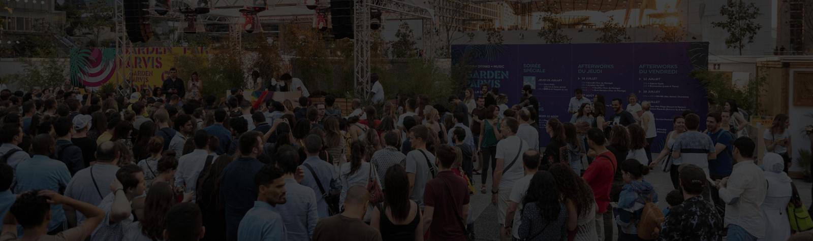 L'édition 2020 de Garden Parvis à Paris La Défense est annulée