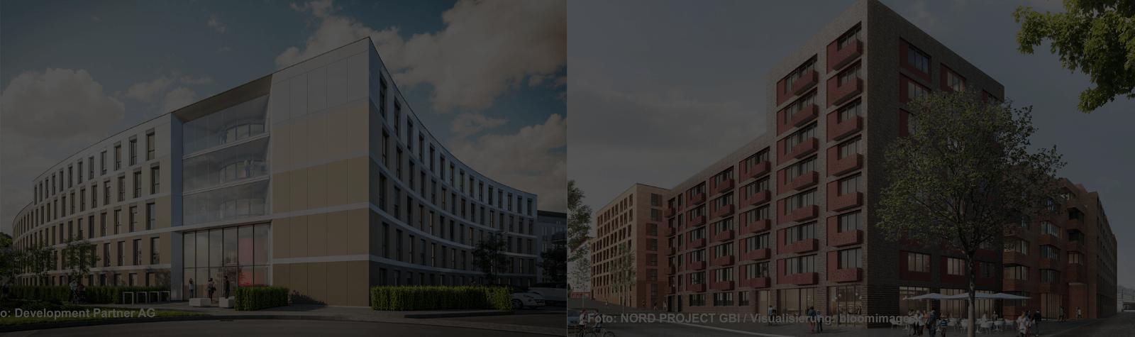 Union Investment acquiert deux projets de micro-logements à Düsseldorf et Hambourg