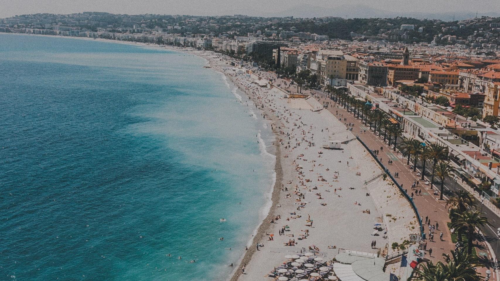 Enfin déconfinés sur la Côte d'Azur: Stay easy, Stay Safe!