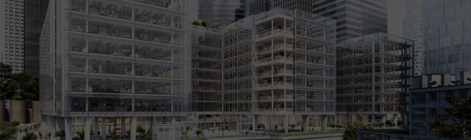 Paris La Défense signe un acte de vente en vue de la réalisation du projet Altiplano