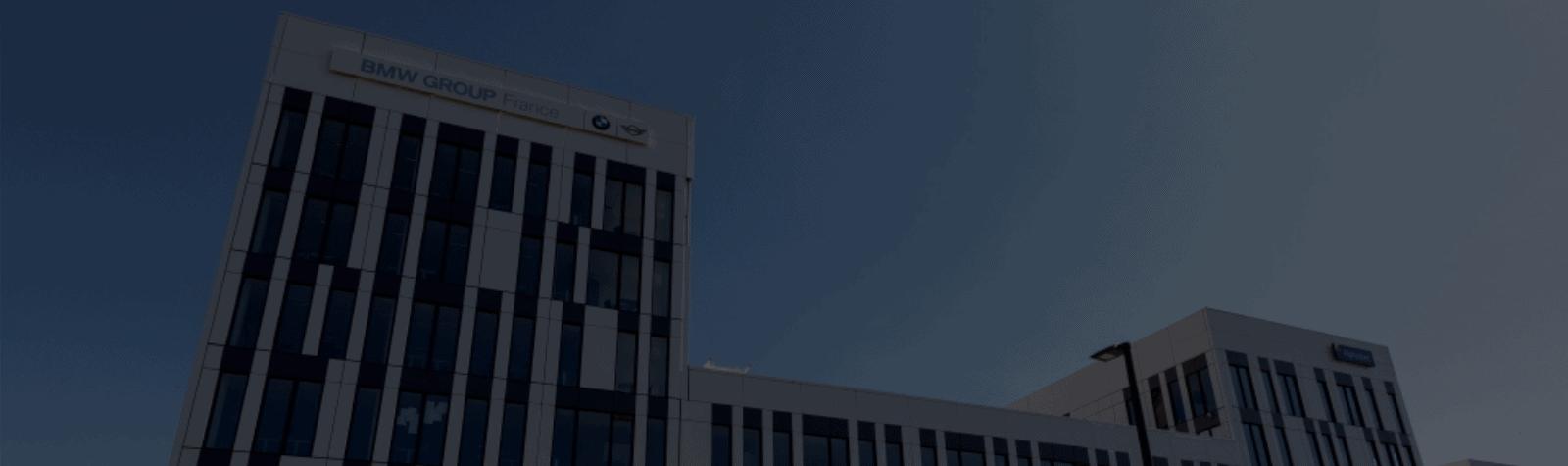Drees & Sommer livre son nouveau siège à BMW Group France