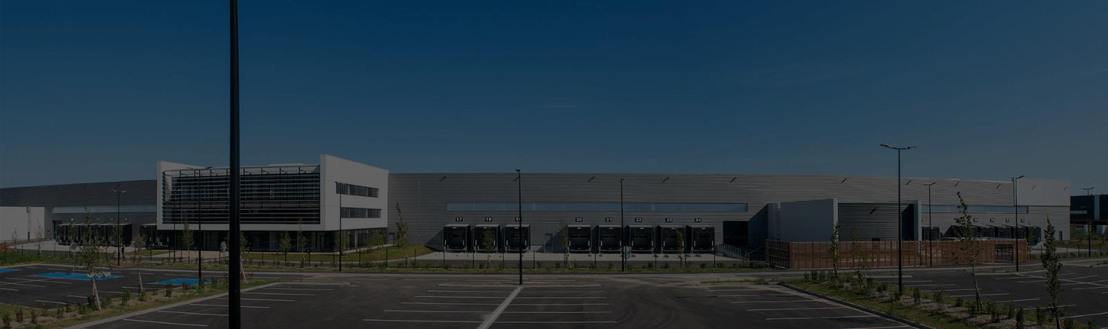 LaSalle loue 50 % de S-One, sa nouvelle plate-forme logistique de Sénart