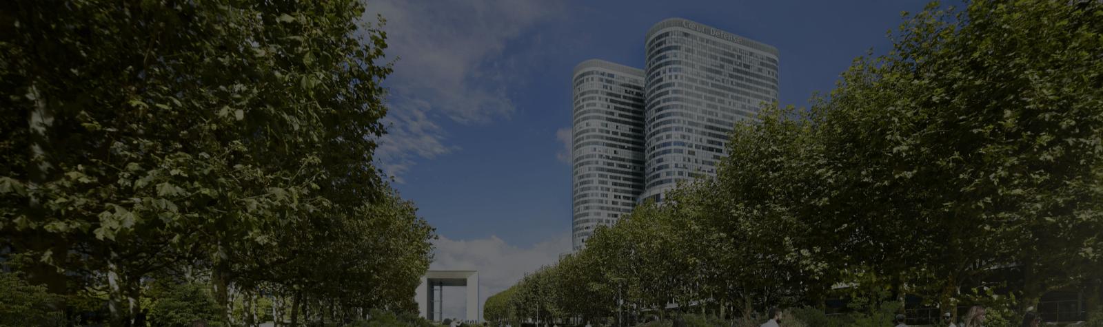 Paris La Défense aménage plus de 2 500 m² de « nouveaux paysages » au cœur de l'Esplanade