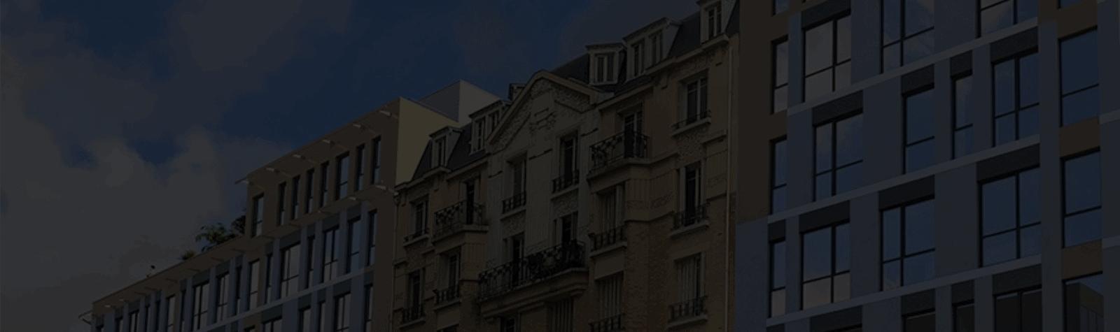 Hemisphere et Herrmann Frères & Fils acquièrent un immeuble d'habitation près de la porte de Clichy