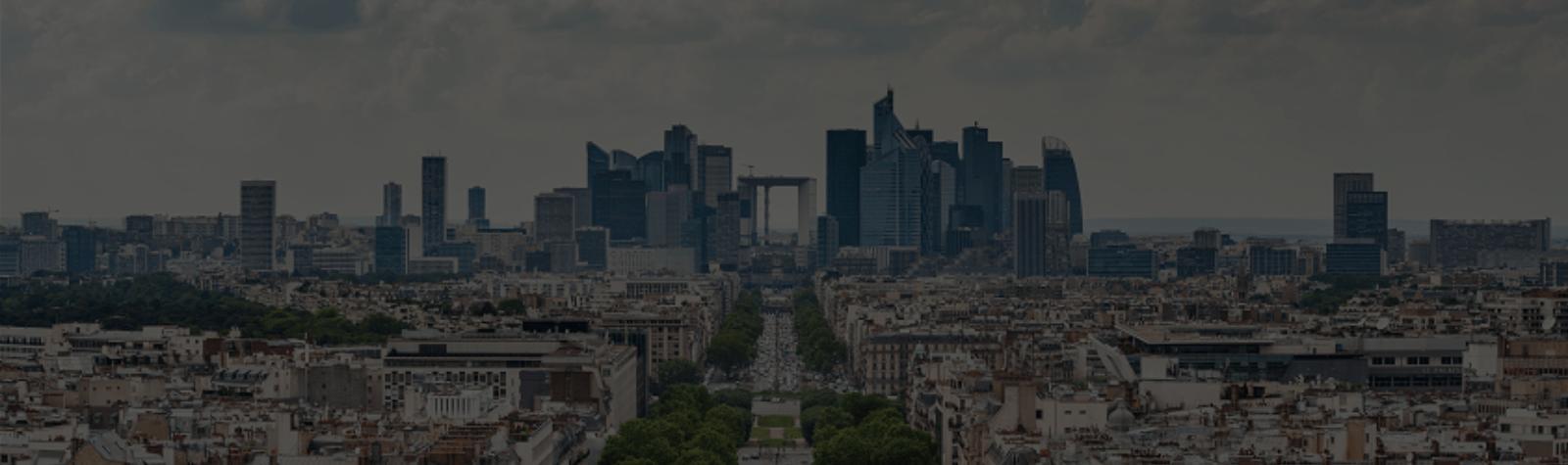 Les salariés de Paris La Défense ont modifié leurs habitudes de déplacement