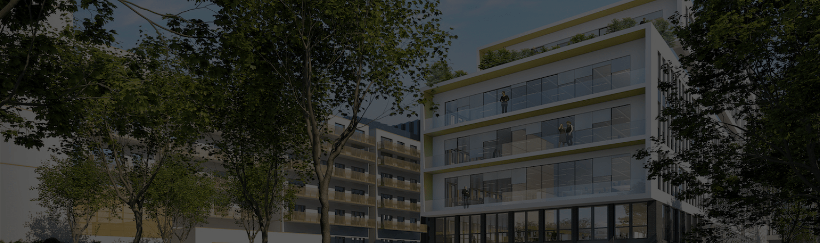 Hemisphere et Bain Capital Credit acquièrent un projet de bureaux à Bagneux