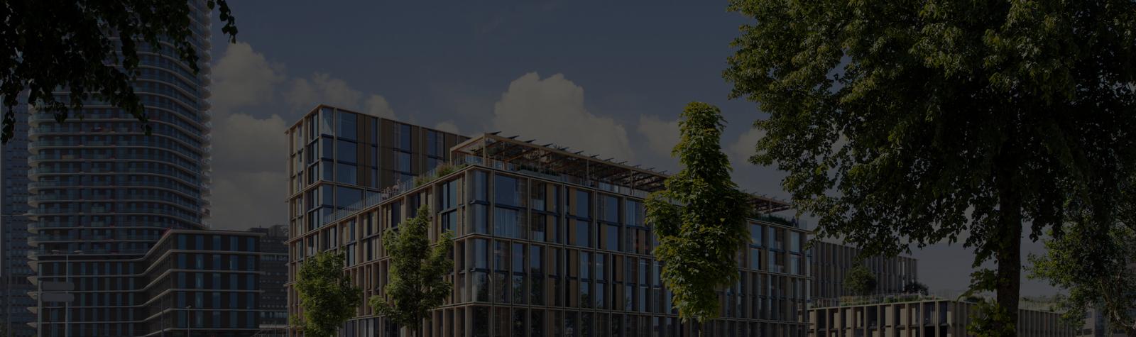 Union Investment acquiert un immeuble résidentiel à Amsterdam