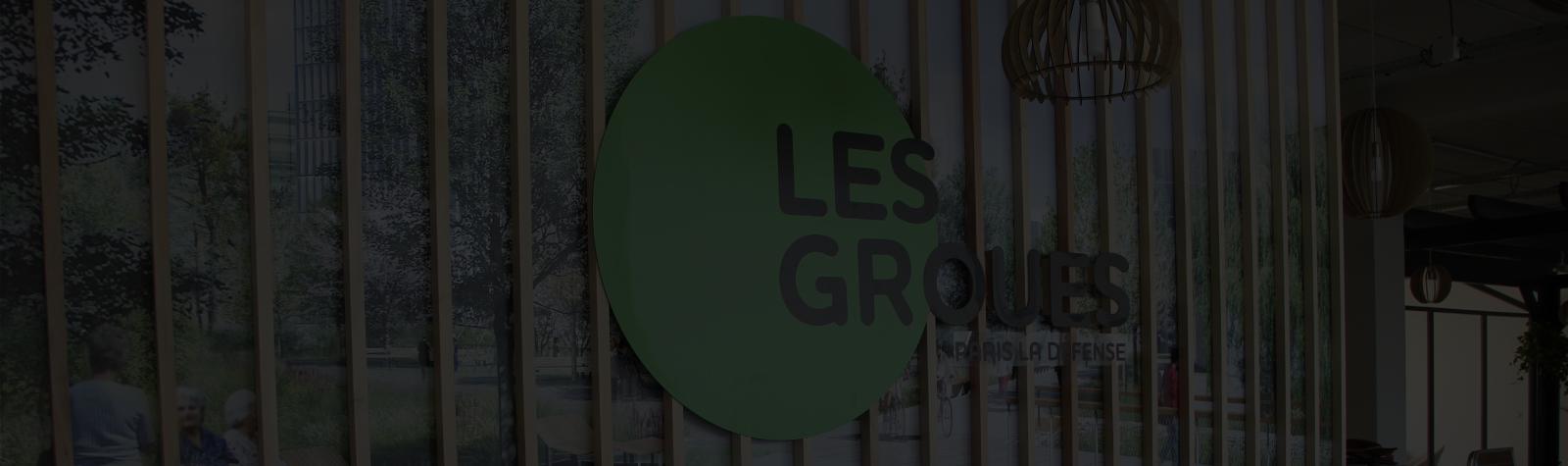 Paris La Défense ouvre la Maison des projets des Groues