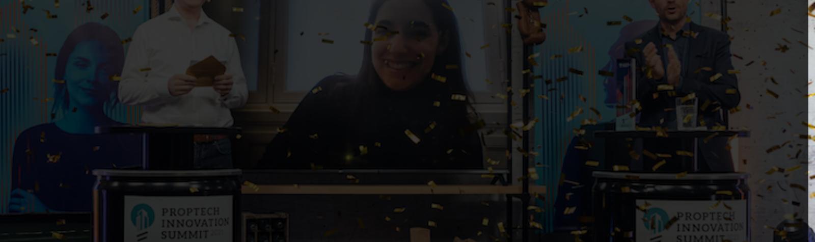 L'entreprise française Wishibam remporte le PropTech Innovation Award 2021
