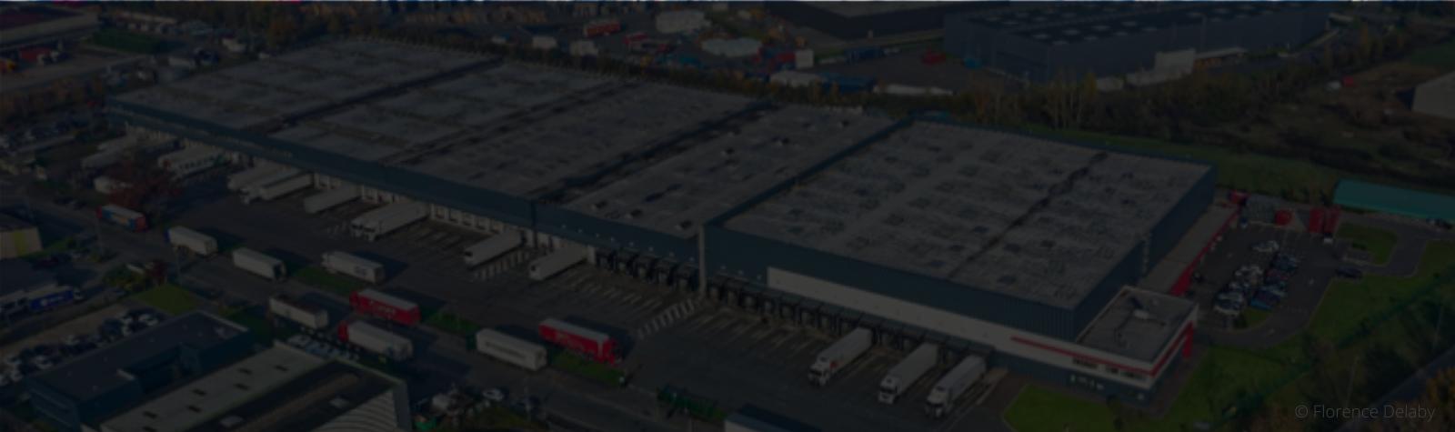 Hines acquiert auprès d'Auchan 350 000 m2 de plates-formes logistiques en France