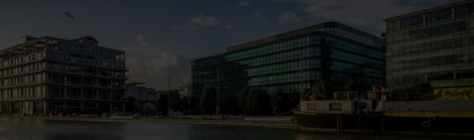 25% de l'immeuble KANAL déjà loués pour son inauguration